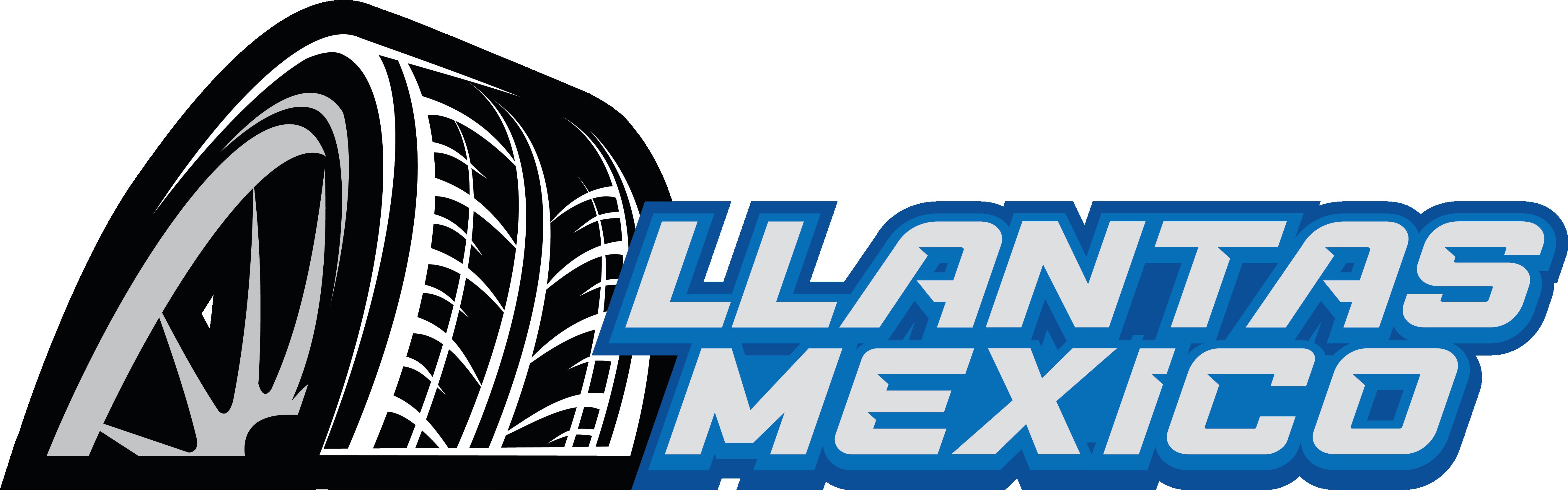 Logotipo Llantas México